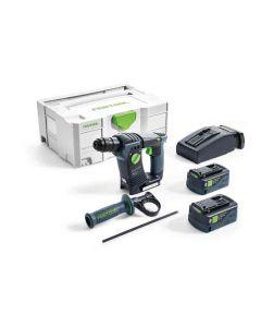 Tassellatore a batteria BHC 18 Li 5,2 I-Plus