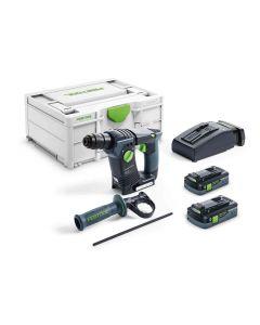 Tassellatore a batteria BHC 18 HPC 4,0 I-Plus