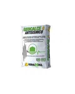 GeoCalce® G Antisismico Kg. 25