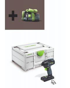 Trapano avvitatore a batteria TID 18-Basic