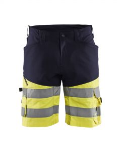 Pantaloncini high vis con stretch