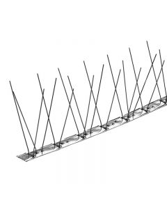 Dissuasori per piccioni inox 60 punte flessibile Ml. 1,00