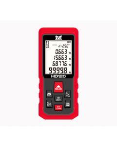 Misuratore Laser 120 metri con Bluetooth®