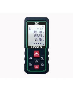 Misuratore laser Tuf HD 80 G