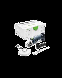 Smerigliatrice angolare a batteria AGC 18-125 Li EB-Basic
