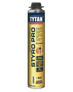 SCHIUMA TYTAN STYRO PRO PER CAPPOTTO -PISTOLA ML. 750-
