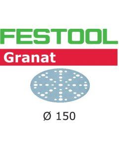 Disco abrasivo STF D150/48 P180 GR/10 Granat