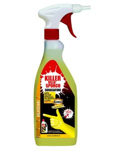 SUPER PULITORE KILLER DELLO SPORCO PRONTO LT 0,75