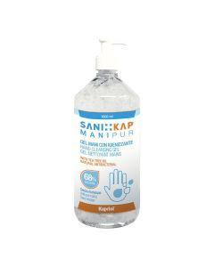 Igienizzante mani con antibatterico naturale SANI KAP MANI PUR LT. 1