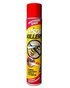 Insetticida spray per vespe e calabroni ad uso domestico e civile